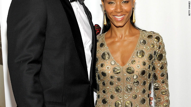 Will Smith and Jada Pinkett Smith.