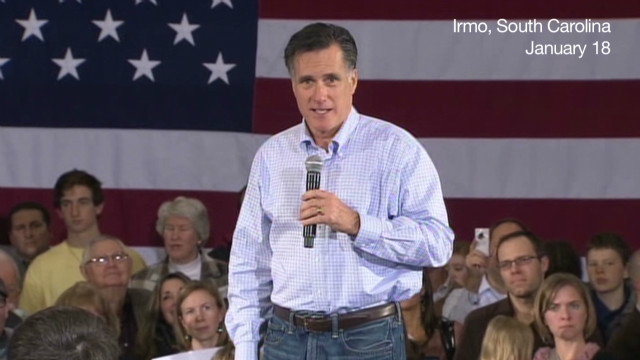 Gingrich-Romney jabs heat up