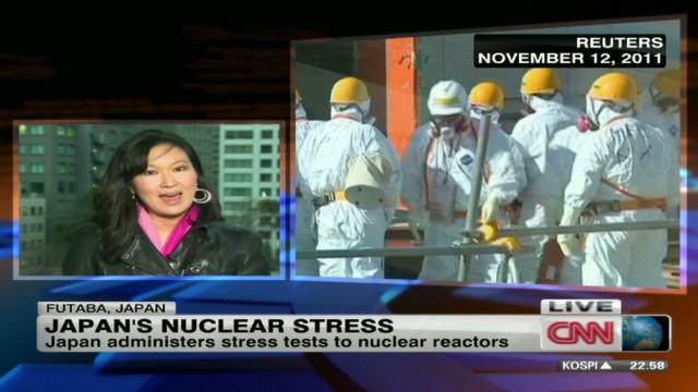 Japan considers restarting two reactors