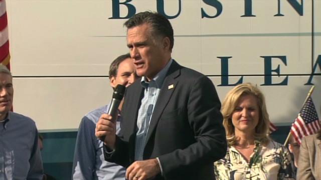 Romney mum on final Iowa results