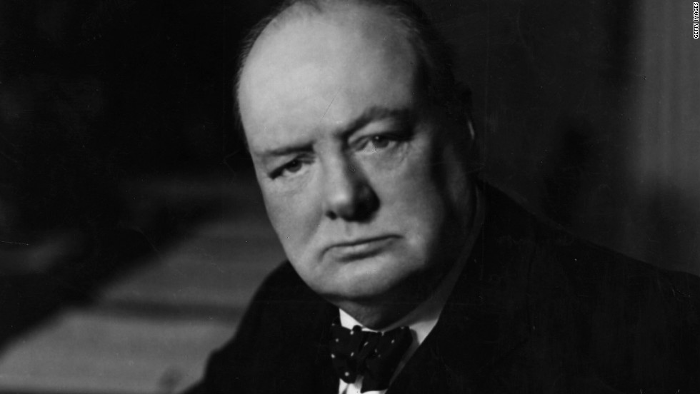 The World War II-era British prime minister struggled in grade school, was widely criticized as Chancellor of the Exchequer and spent many years in the political wilderness after being pushed out of government in 1929 -- not even his party wanted him back. He returned to government just after Germany's invasion of Poland and became prime minister in 1940. He was defeated in the 1945 elections but became prime minister again in 1951.