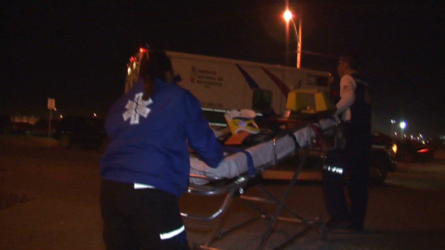 Paramedics risk their lives in Mexico