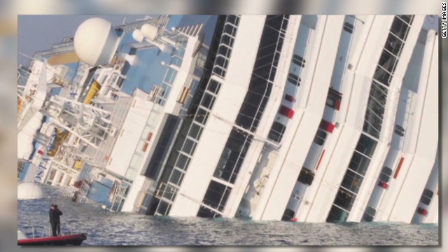 costa concordia week one timeline _00011217
