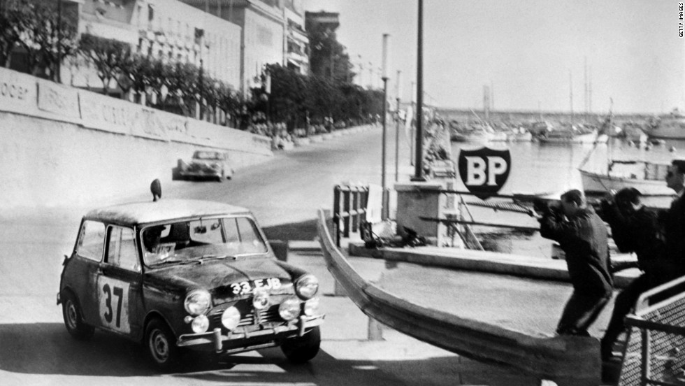 Mini has a rich rally driving history, with the iconic car enjoying success in the elite division of motorsport in the 1960s. During its golden era, Mini won the Monte Carlo Rally three times in four years between 1964 and 1967.