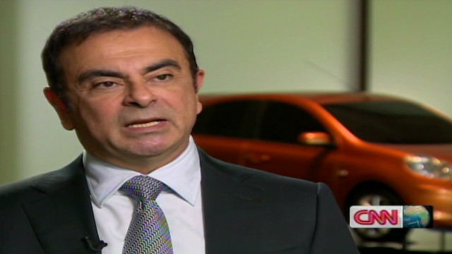 When Carlos Ghosn gets tough