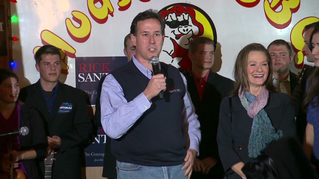 rick santorum plugs piers morgan tonight on campaign trail_00000111