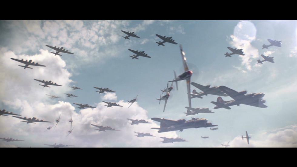 Tuskegee Airmen soar onto silver screen