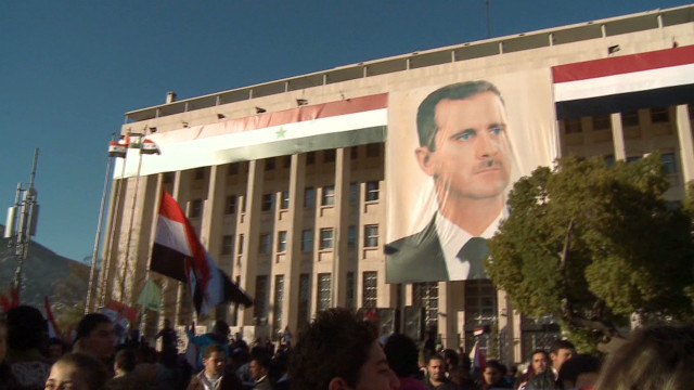 Growing fear in Syria about the future