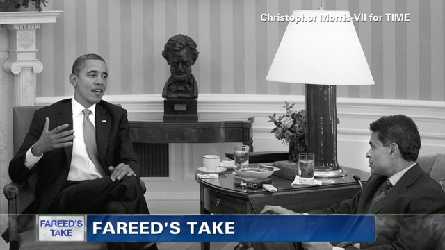 'Fareed's Take' on Obama interview