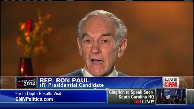 Ron Paul: 'We're looking beyond Florida'