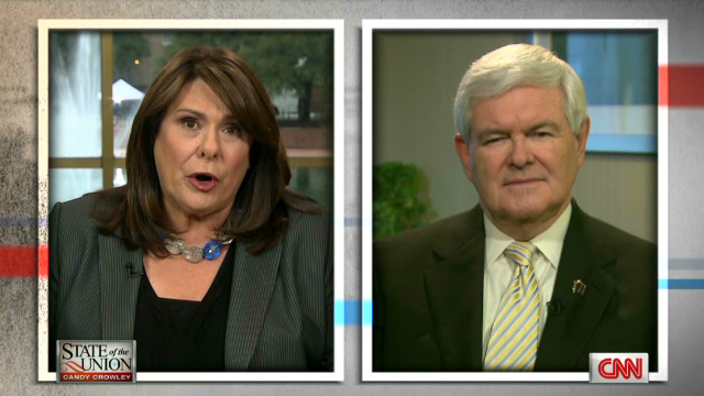 A critical win in S.C. for Gingrich