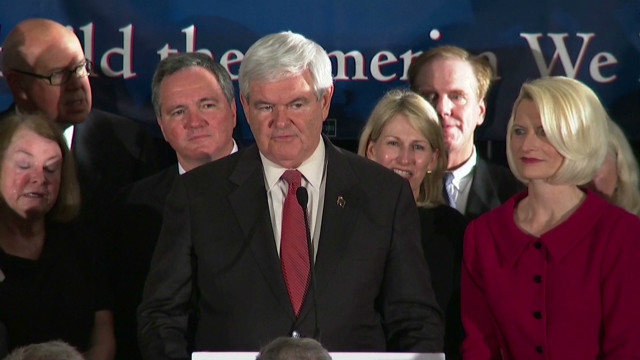 Gingrich win changes ballgame