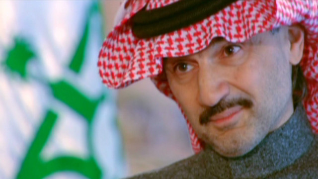 Saudi prince: Why Iran won't shut strait