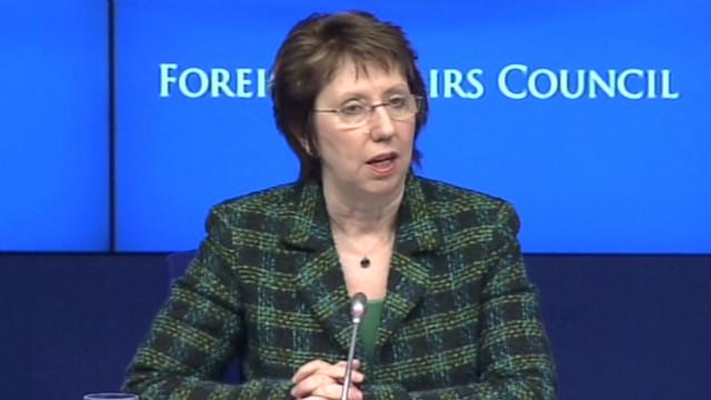 EU imposes sanctions on Iran