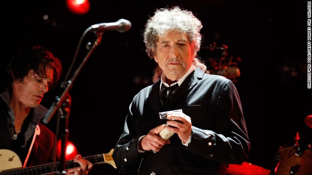 Bob Dylan, performing here in 2012, appeared in a Super Bowl commercial for Chrysler.