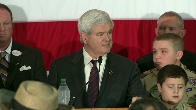 Report: Newt Gingrich worries some Republicans