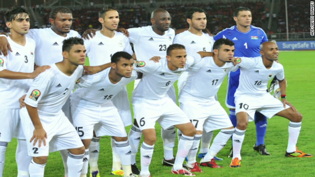The rebirth of Libyan football