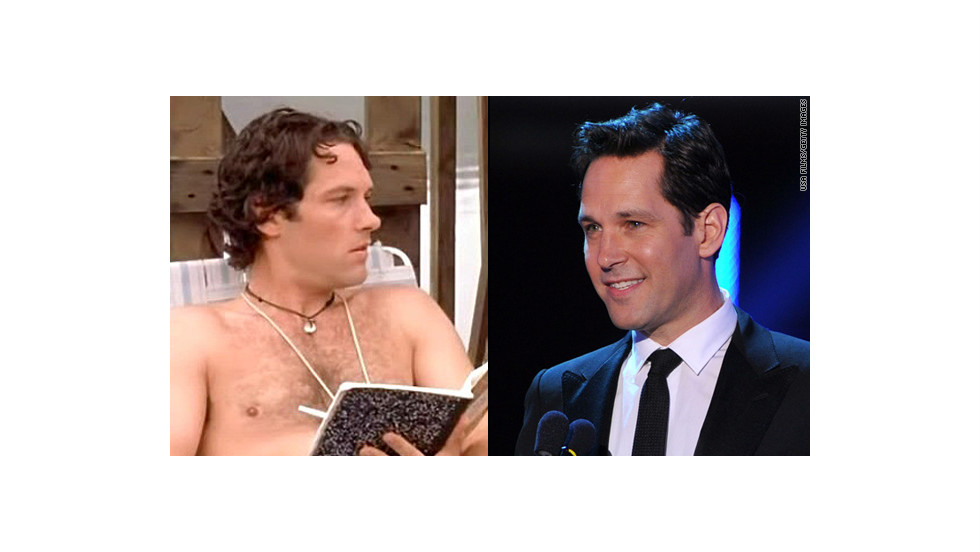 "Paul Rudd, who played adorably sleazy camp counselor Andy, made a name for himself with movies like ""Anchorman,"" ""The 40 Year Old Virgin"" and ""Knocked Up."" He'll soon star in ""Wanderlust,"" to hit theaters on February 24, and ""The Perks of Being a Wallflower."""