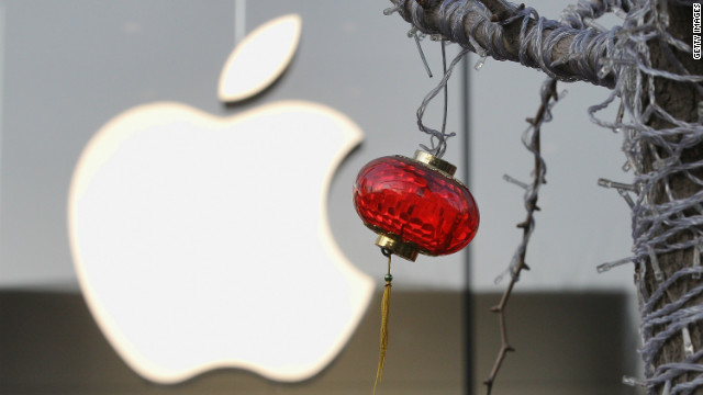 Apple addresses China labor controversy