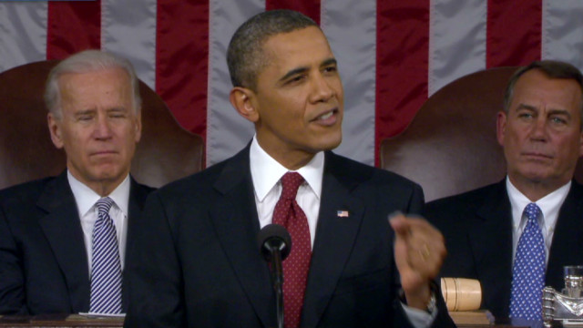 Obama: 'Manufacturers hiring again'