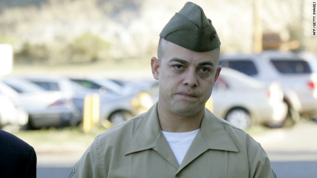 U.S. Marine sentenced in Iraqi deaths