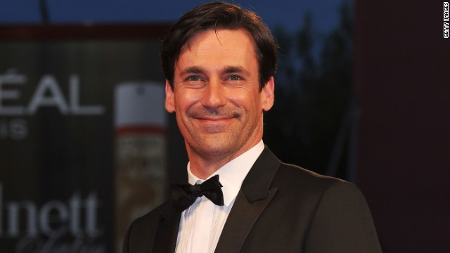 """Mad Men"" star Jon Hamm will host the 2013 ESPYS when the show airs live from Los Angeles on July 17."