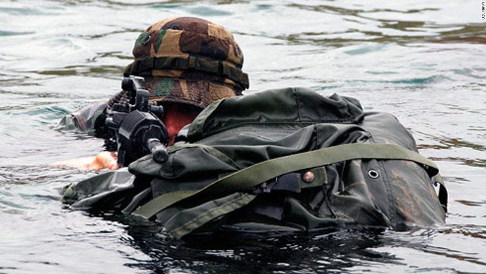 SEALs pioneered underwater warfare tactics, and are the only special forces personnel who are capable of advanced aquatic fighting tactics.