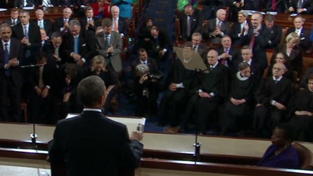 Obama: Let's end political divisions