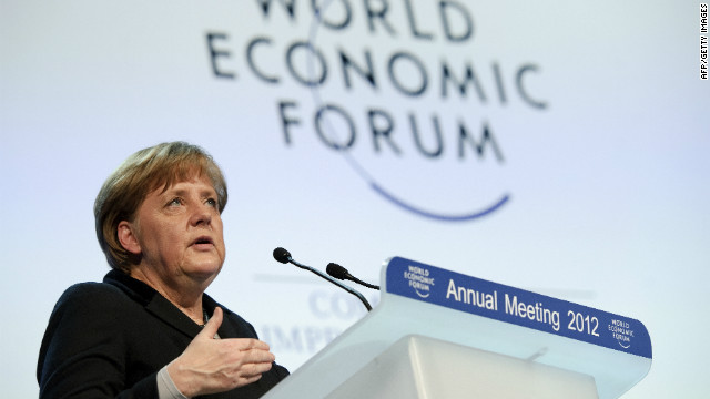 Merkel: A magic wand won't help economy