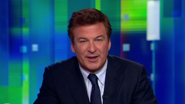 Alec Baldwin discusses a run for office