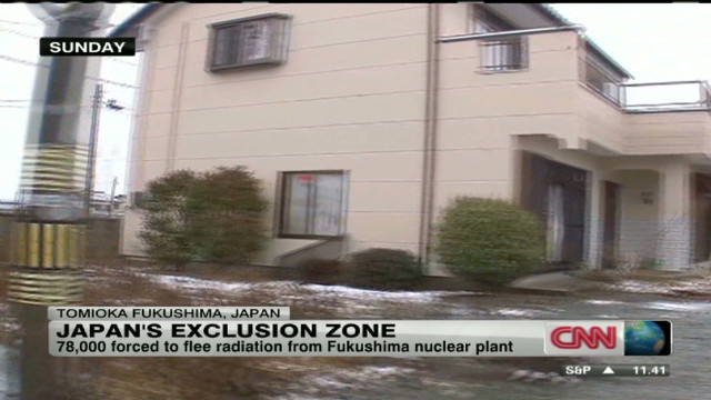 Inside the Japan nuclear exclusion zone