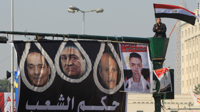 Egyptian activist: 'Nothing has changed'