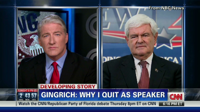 exp JK Gingrich left speakership_00002001