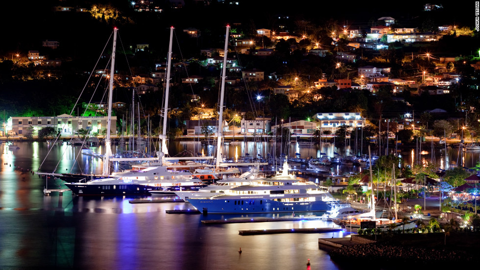 While other small islands feature dynamic nightlife, Grenada mainland's night is relatively quiet compared to others.