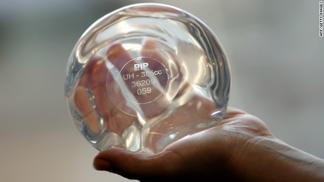 Study: PIP implants do not cause cancer