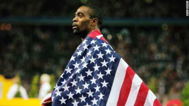 Tyson Gay healthy and ready to run