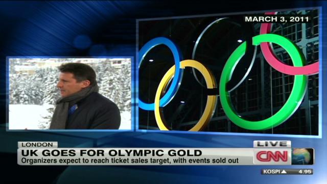 Will London Olympics boost economy?