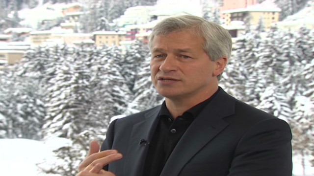 A rare interview with the CEO of JPMorgan Chase, Jamie Dimon.