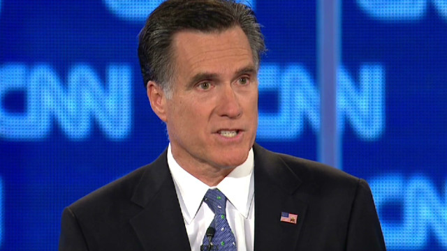 'Debates played role in Romney's win'