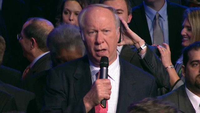 Gergen: No 'winner' but strong debate