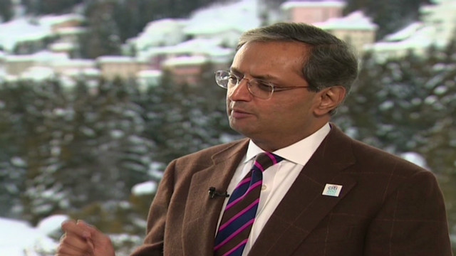 davos citigroup ceo pandit_00010808
