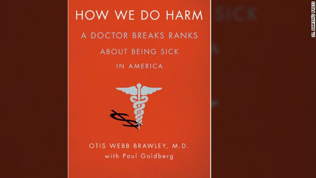 "The book ""How We Do Harm"" releases January 31."