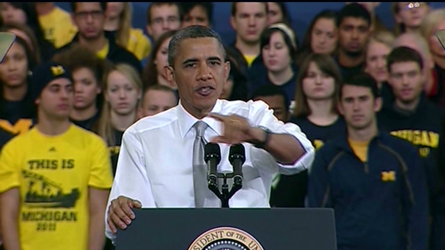 Obama to amend college affordability
