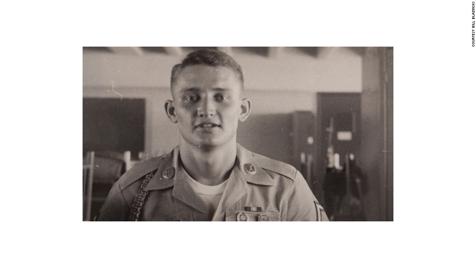 "Bill Blazinski was drafted into the Army and also spent two months at Edgewood in 1968. In one test, he said, electrodes were attached to him and ""electrical charges ran through his body, causing pain like pinpricks,"" according to the plaintiff's' lawsuit against the VA."