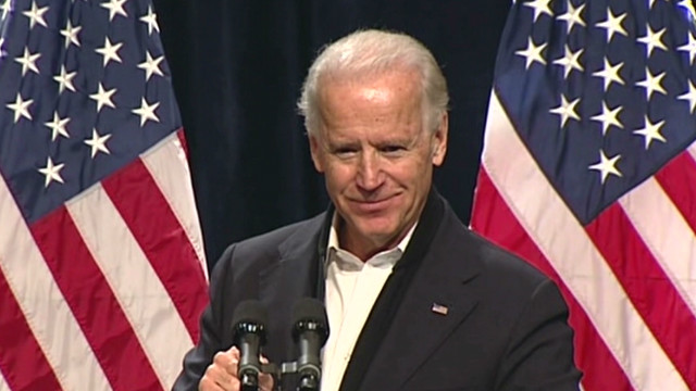Biden dishes on bin Laden raid