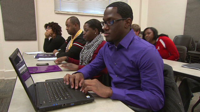 Beating foster care odds to finish college