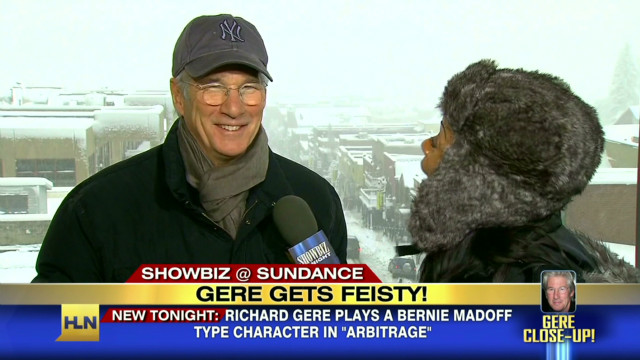 Richard Gere's role in 'Arbitrage'