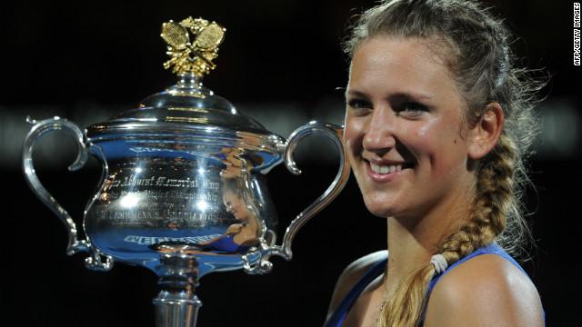 Victoria victorious in Australia