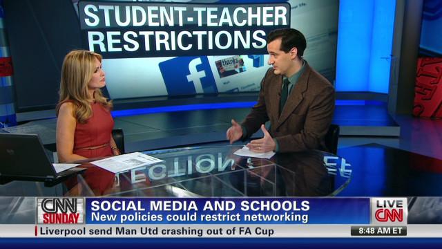 Social media and schools