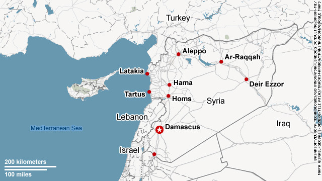 Did Israel conduct airstrike on Syria?